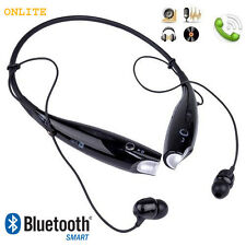 Sports Wireless Headset MP3 Player Bluetooth Headphone Earphone neckband