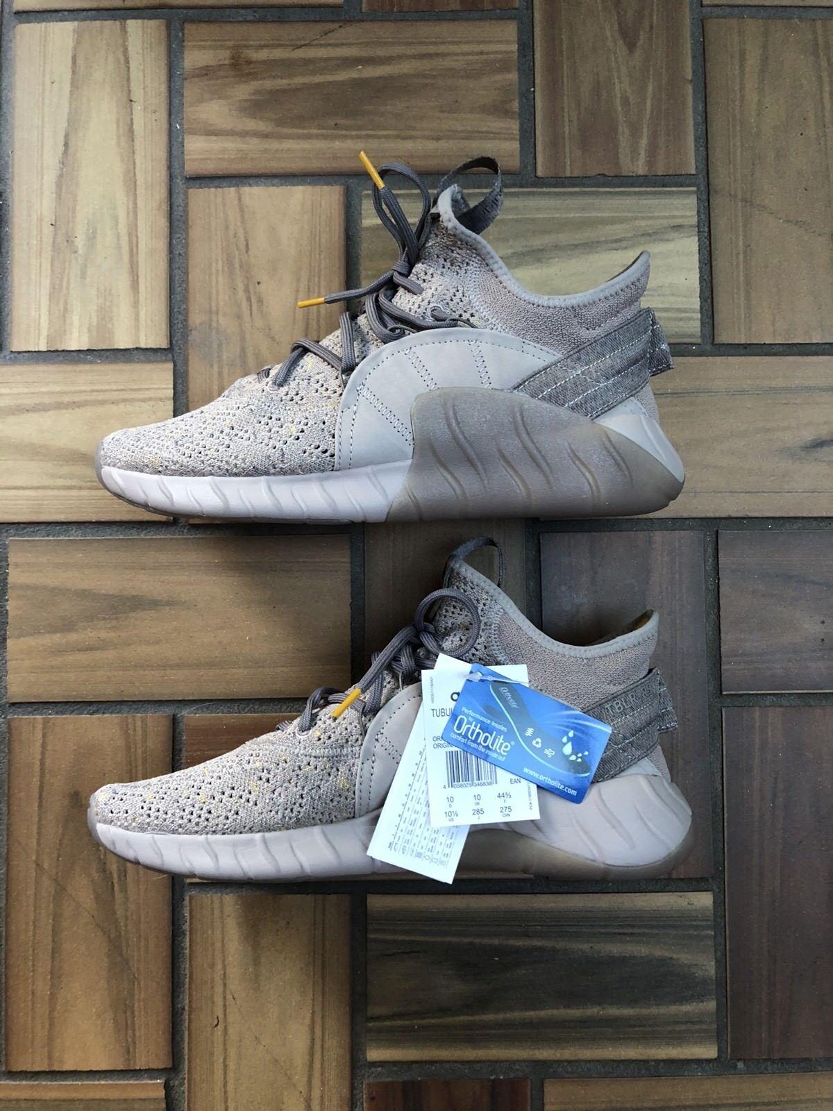 adidas originaux primeknit / beige augHommes tation tubulaire tan tan tan jaune / hommes est 10,5 58ade9