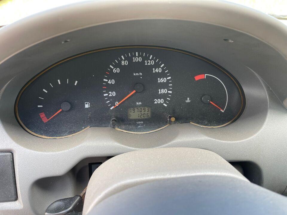 Nissan Micra, 1,0 Comfort, Benzin
