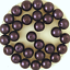 12mm-Glass-Faux-Pearls-pack-of-30-round-pearl-beads-choice-of-100-colours thumbnail 8