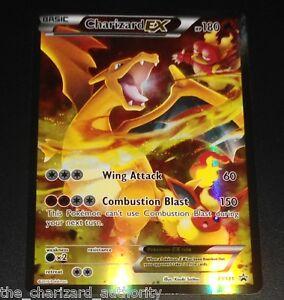 Charizard ex xy121 red blue black star full art promo ex - Pokemon dracaufeu ex ...