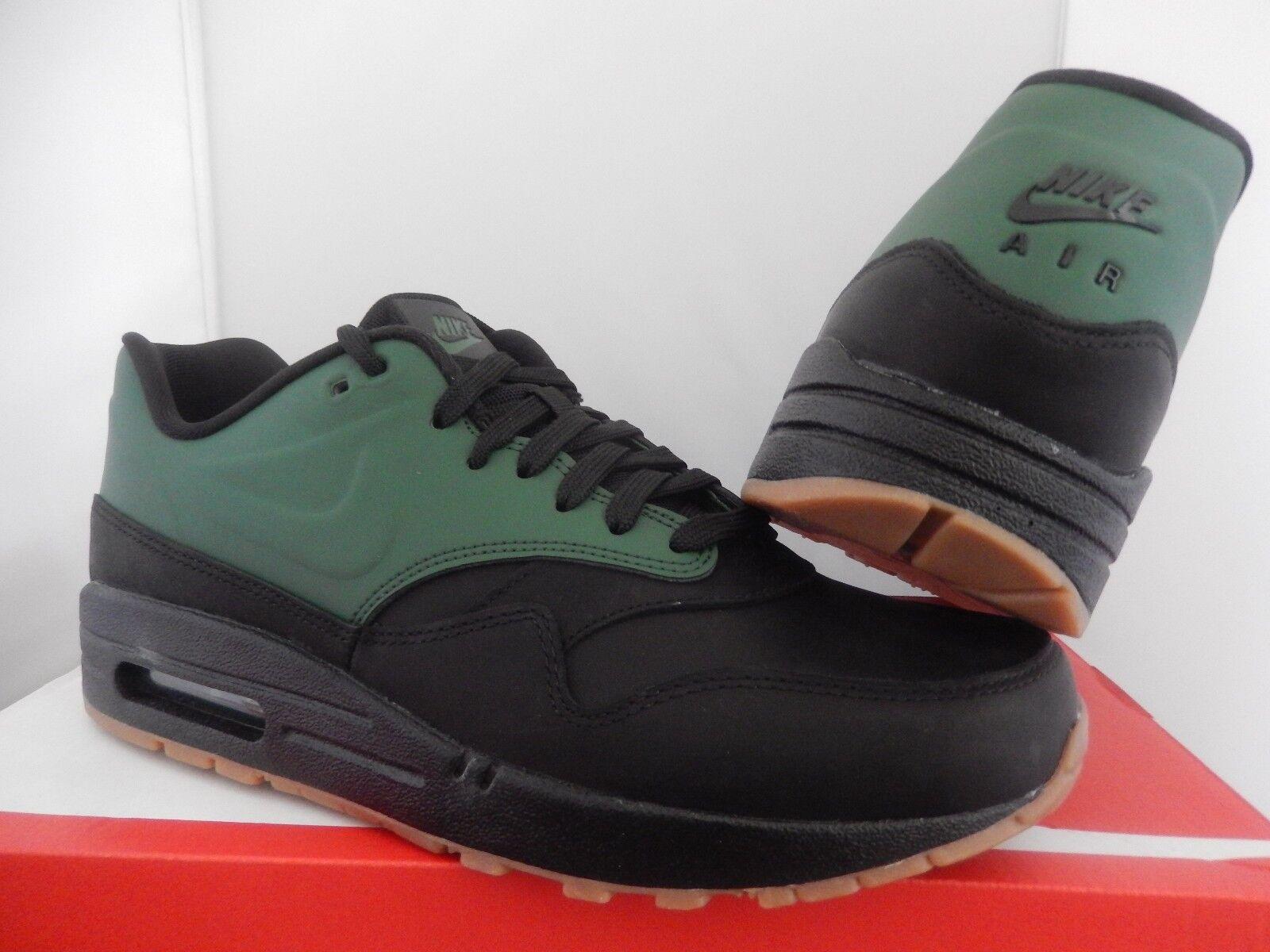 Bei nike air max 1 vi - schlucht green-schwarz-gum Braun 7.5 sz 7.5 Braun 61fc83