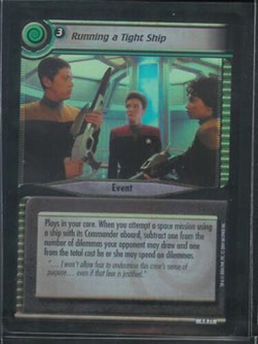 Star Trek Reflections 2.0 Running a Tight Ship 4R71