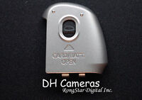 Canon Powershot Sx150 Is Battery Door Cover Authentic Silver A1145
