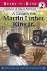 a Lesson for Martin Luther King Jr. 9780689853975 by Denise Lewis Patrick