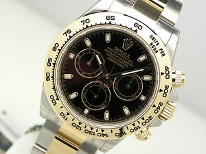 Rolex-Daytona-116503-Two-Tone-Steel-amp-Yellow-Gold-Black-Index-Dial-40mm-Watch