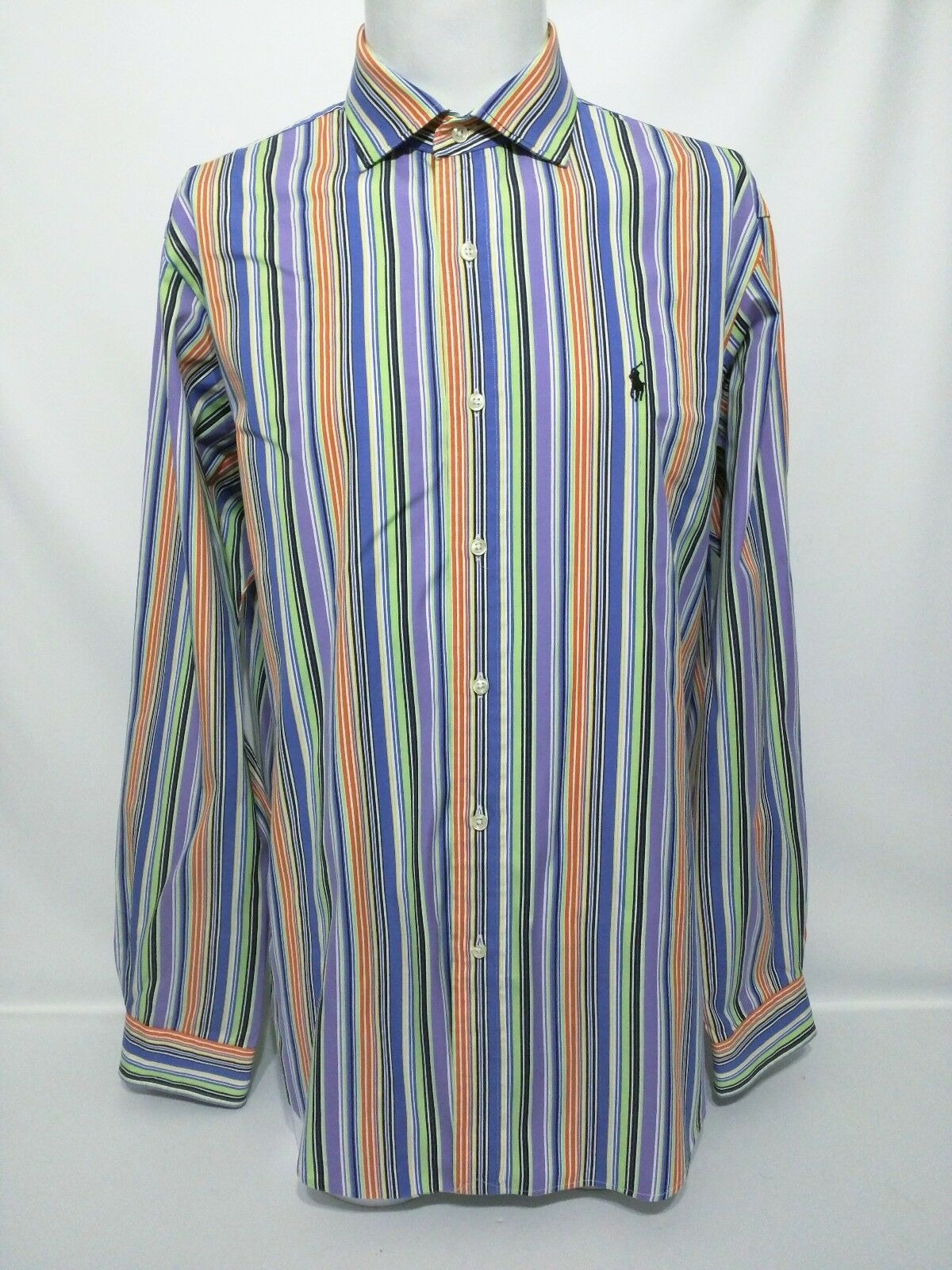 Polo Ralph Lauren Westerton Long Sleeve Shirt Mens Size XL