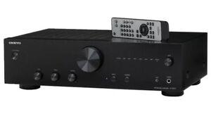 ONKYO-A-9010-AMPLIFICATORE-STEREO-INTEGRATO-BLACK-Home-audiofili-amplificatore-di-qualita