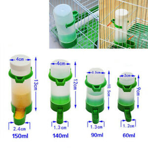 Bird-Feeder-waterer-Automatic-Seed-Water-Feeder-Cage-For-Cockatiel-Canary-3-Size