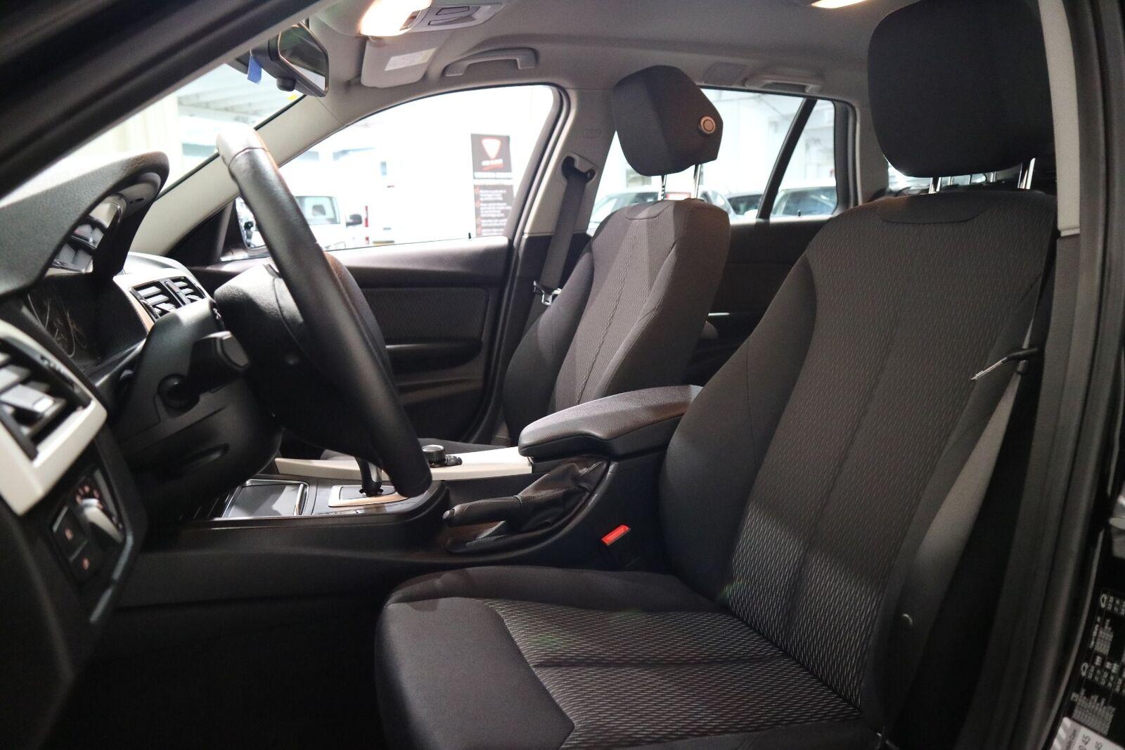 BMW 320d 2,0 Touring aut. - billede 7