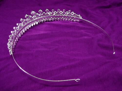 Full Crystal Superb Bridal Queen Wedding Crystal Beads Crystal Tiara