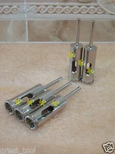 5-pcs-11mm-THK-Premium-Grit-50-Diamond-coated-hole-saw-core-drills-1-8-034-shank
