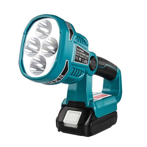 For Makita DML812 18V Li-on Cordless Work LED Flashlight//Spotlight  Body Only