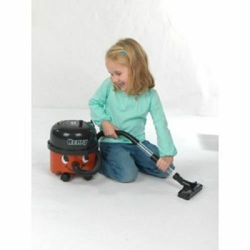 Casdon Little Helper Henry Hoover Vacuum Cleaner Toy Pretend Play