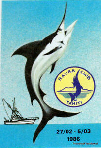 Prix Pas Cher Yt Pa 190 La Peche Au Marlin Tahiti Polynesie Francaise Fdc 1° Jour Bon GoûT