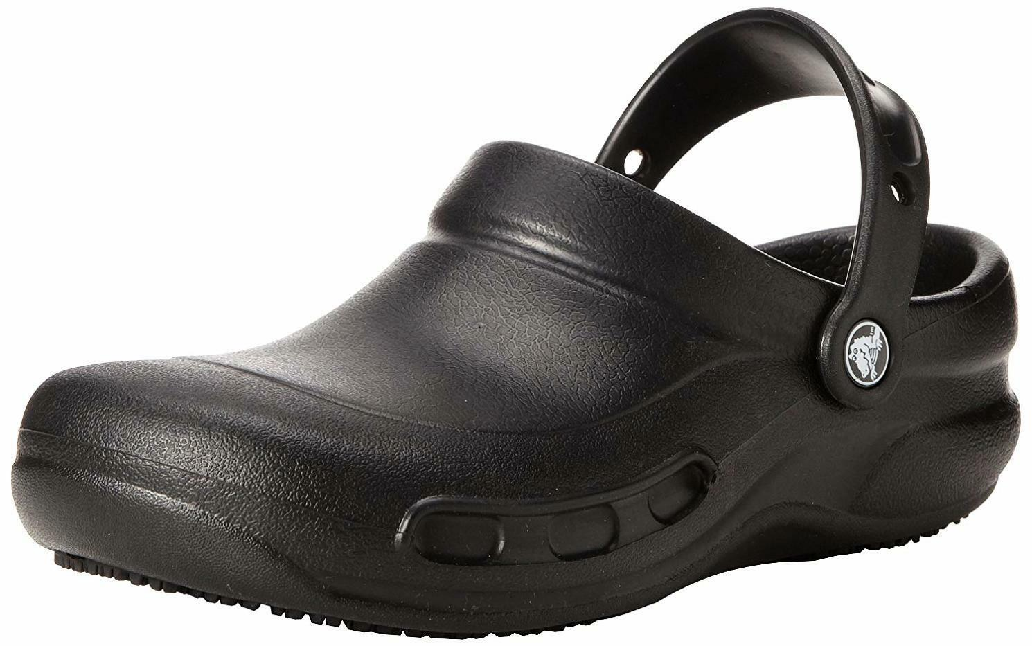 Crocs Men's & Women's Bistro Work Clog - Choose SZ color