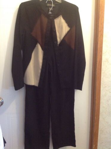 CANYON ROAD WOMENS Career Pant Suit Size Small Wes