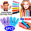 thumbnail 1 - 6pcs-Volumizing-Hair-Root-Clip-Curler-Roller-Wave-Fluffy-Clip-Styling-Tool-Women