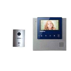 Commax-CAV-43UG-Home-Video-Intercom-4-3-inch-with-Door-camera