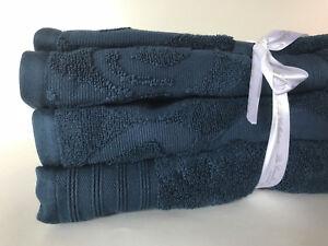 The-Casablanca-Collection-6-Piece-Luxury-Towel-Set-Denim-Blue-Swirl-RRP-230