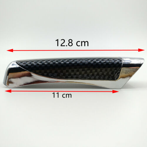 Universal Carbon fiber cover Car Hand brake Style protective cover sleeve case