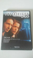 THE X FILES - DVD SAISON 1 DVD 1 - Editions Atlas