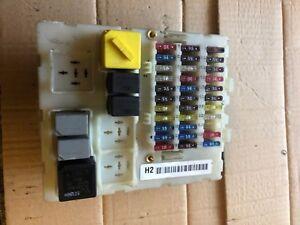 y reg ford focus fuse box 2001 1 6 ford focus fuse box ebay  2001 1 6 ford focus fuse box ebay