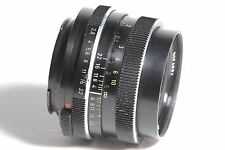 Carl Zeiss Distagon 35mm f/2.8 for Rollei 1 Pin Camera Lens SN 5274081