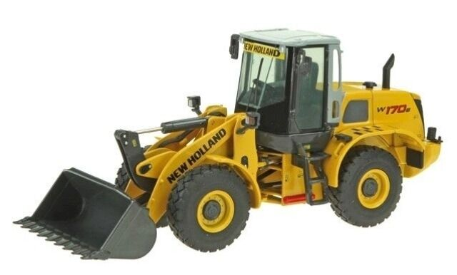 NZG 819 1 50 scale NEW Holland W170B wheel loader NEW BOXED