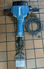 Makita Hm1810 Avt Breaker Hammer Jack Hammer With 6 Scraper Blade Attach