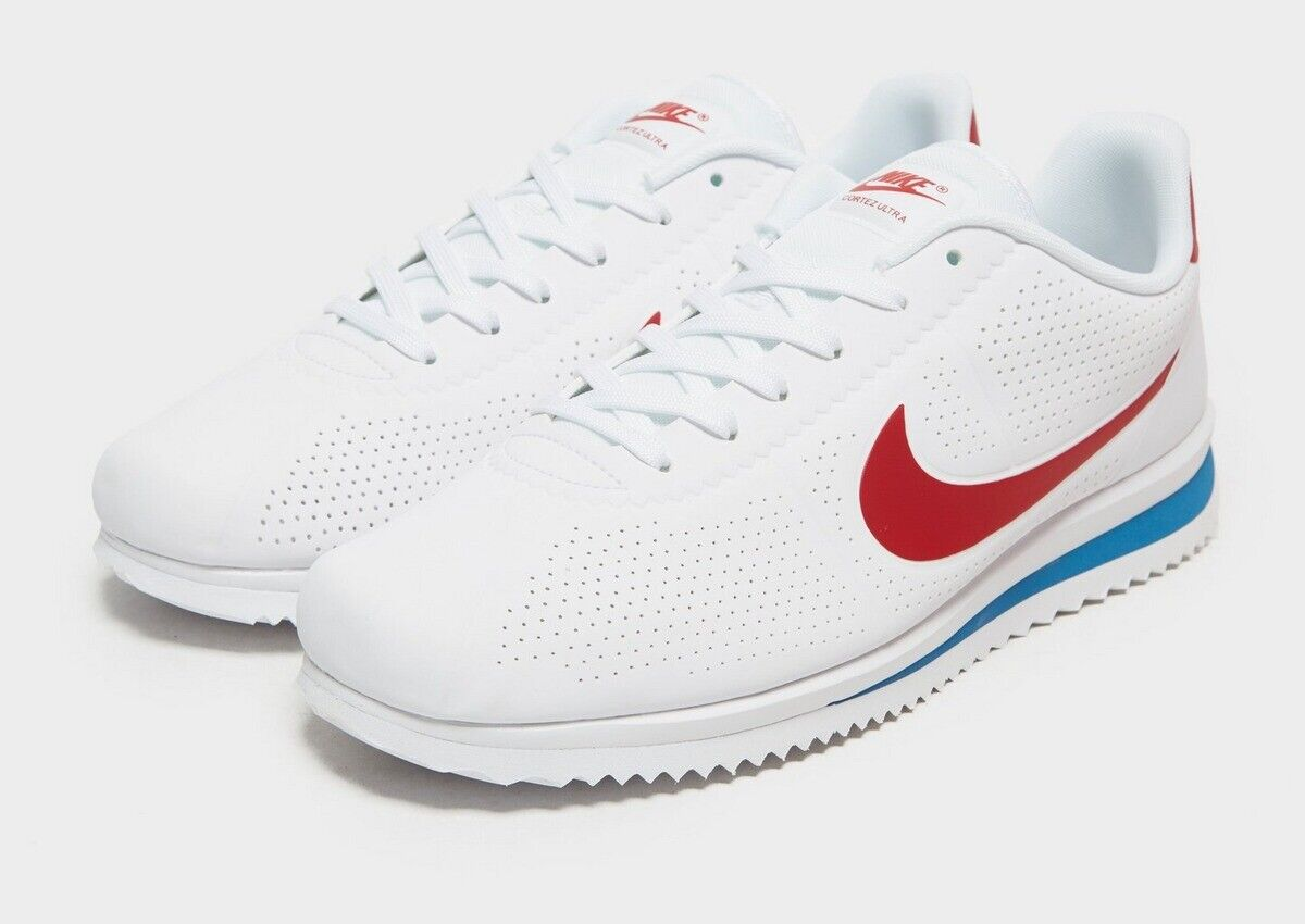 Comercialización alfiler Entender mal  Nike Cortez Ultra Moire White Trainers UK 8 **BNIB & UNUSED** for sale