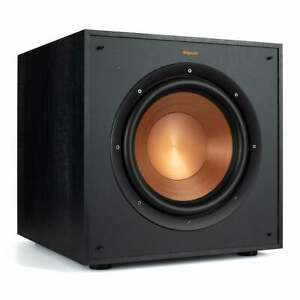 Klipsch RW100SW Wireless Subwoofer (Black)