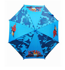 Nickelodeon Dora Explorer DIGEO UMBRELLA RAIN Sun Snow Gear Molded Handle NEW!