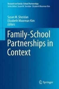 Family-school-Partnerships-in-Context-by-Sheridan-Susan-M-English-Hardcover
