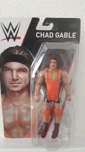 Elias Sasha Banks John Cena Série WWE Mattel 88 chiffres: Chad Gable Baron Corbin