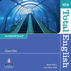 New Total English Elementary Class Audio CD by Mark Foley, Diane Hall (CD-Audio, 2011)