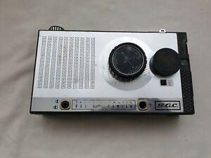 Vintage GEC TRANSISTOMATIC Radio-Camera 1960's - UNTESTED FAULTY SPARES REPAIR