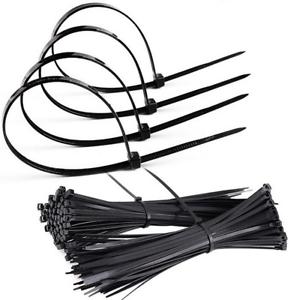 Lot-200-Colliers-de-serrage-plastique-attache-cable-Colson-Rilsan-2-5X100mm