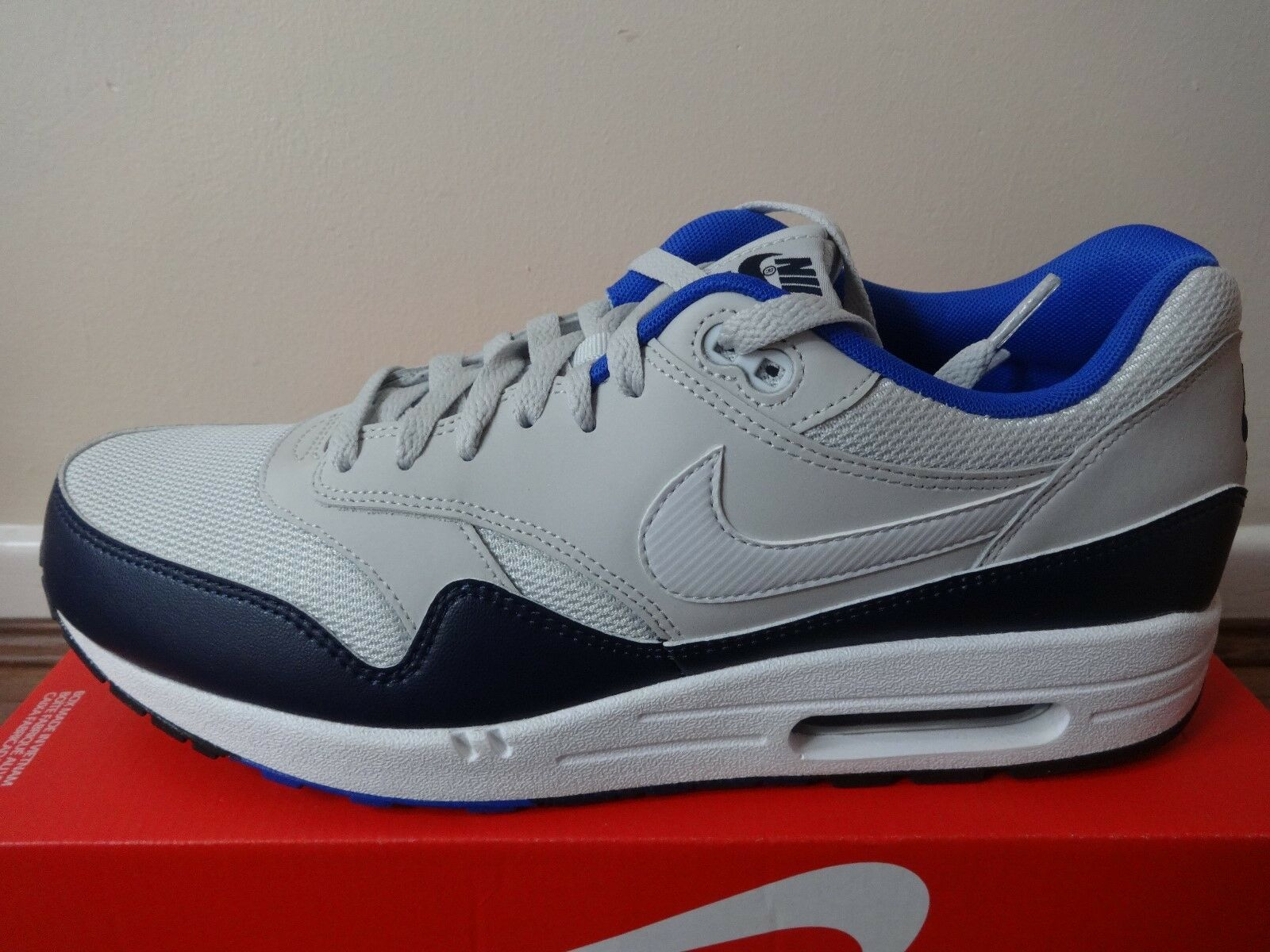 Nike homme air max 1 essential homme Nike trainers Baskets chaussures 537383 023 NEWBOX 2ac6a5