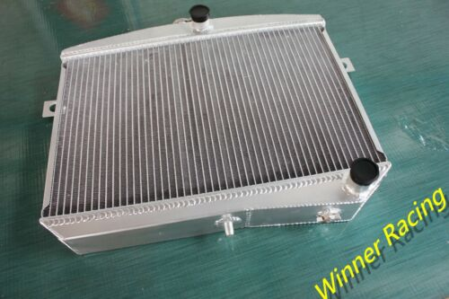 For Volvo Amazon P1800 B18 B20 engine GT 1959-1970 M//T aluminum alloy radiator