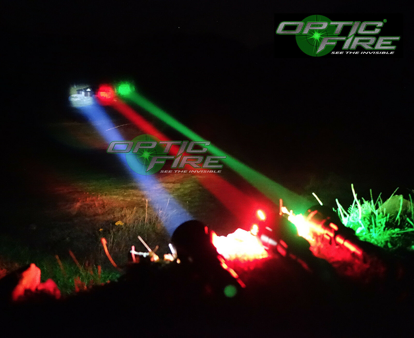 Opticfire® TX-67 TX-67 Opticfire® T67 LED hunting light torch lamping lamp IR NV night vision 5ba802