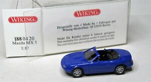 Wiking-1-87-Mazda-MX-5-cabriolet-OVP-188-04-violaceo