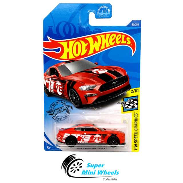 Hot Wheels 2018 FORD MUSTANG GT Brand NEW