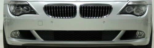 BMW FEO E63E64 6 Series 20042007 Front Bumper Cover Primed For Models With PDC
