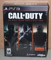 Call Of Duty: Black Ops Collection (sony Playstation 3, 2016) Brand New, Sealed