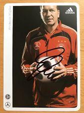 Andreas Köpke AK DFB 2008 Autogrammkarte original signiert