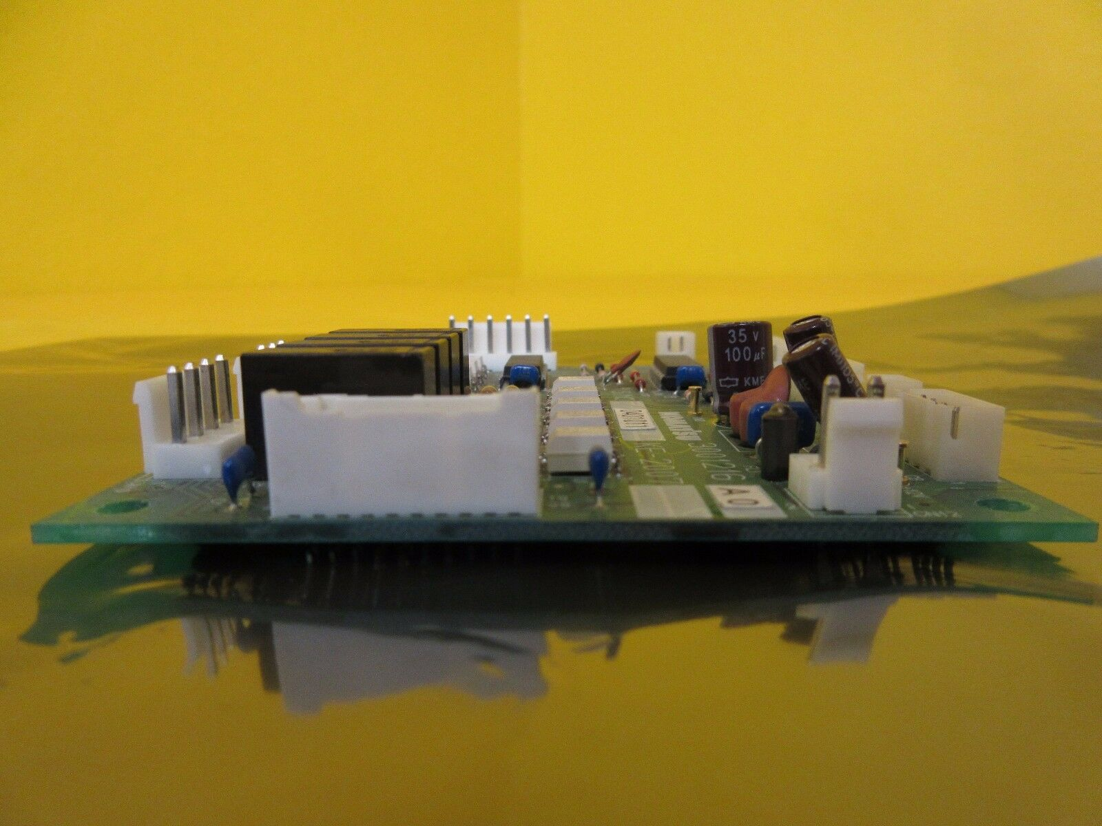 Placa de de de interfaz Komatsu 3001216A0 KE-2007 placa de circuito impreso utilizado en funcionamiento b5f16a