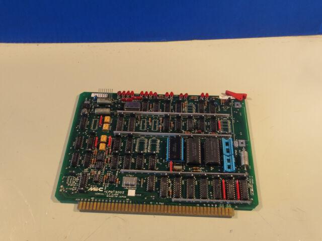 MIIC MIC CIRCUIT BOARD I.F CARD CPD-3002 CPD-3OO2
