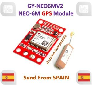 GY-NEO6MV2-NEO-6M-GPS-Module-NEO6MV2-with-Small-Antenna-for-Arduino