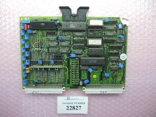 Temperaturkarte SN. 56897, 7204-3504C0, yPI, Arburg Dialogica